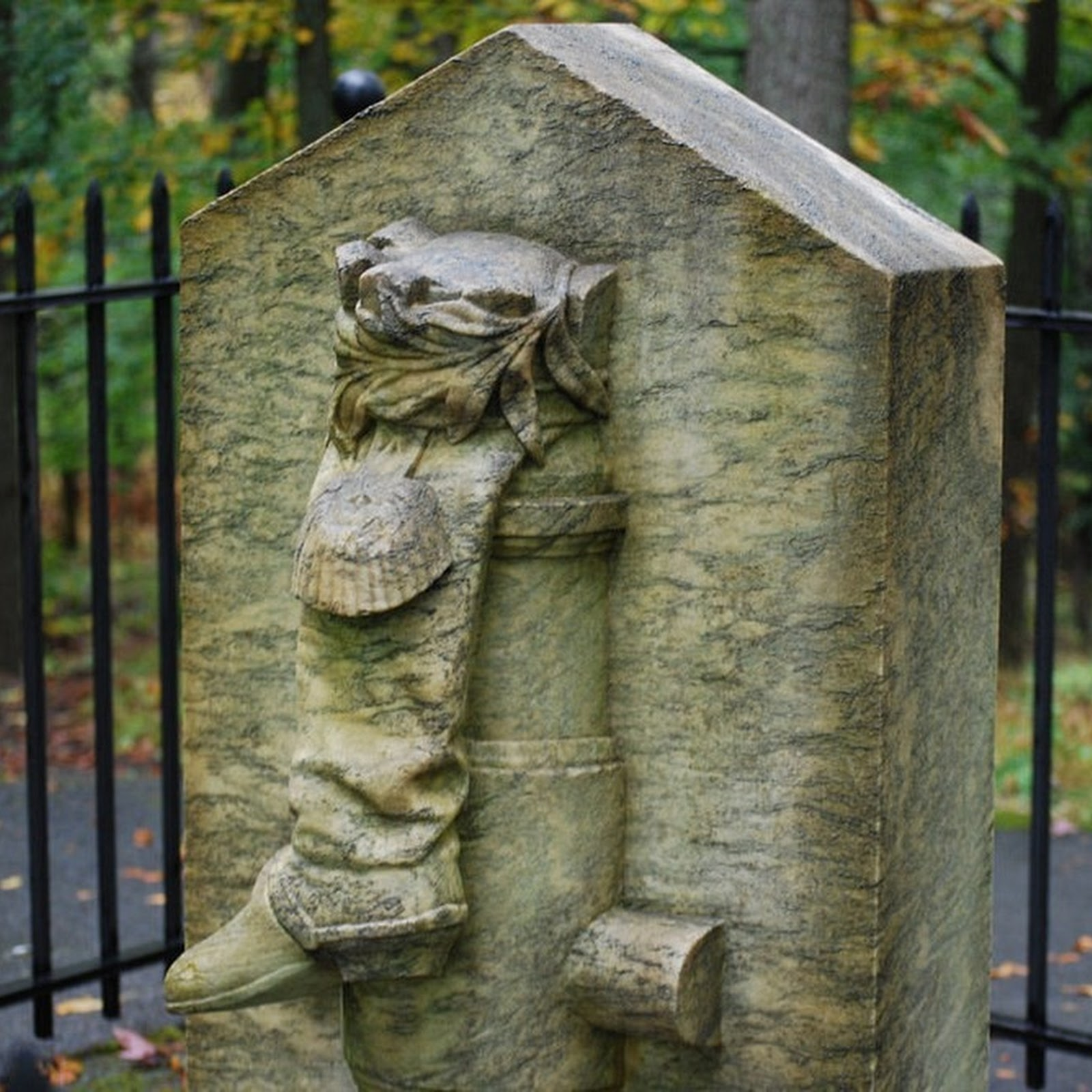 The Boot Monument: How America Remembers Its Most Infamous Traitor
