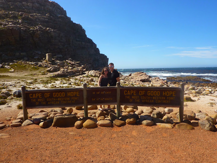 Cape of Good Hope, Capetown, South Africa