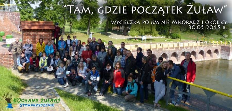 Wycieczka po Gminie Miłoradz - Tam gdzie początek Żuław