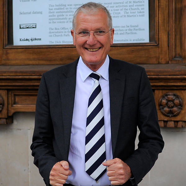 Former England cricketer Bob Willis during the memorial Service for Tony Greig, in London, on June 24, 2013.
