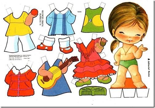 Juegos Vestir Para Muñecas De Gratis Recortar L1jc3ftk