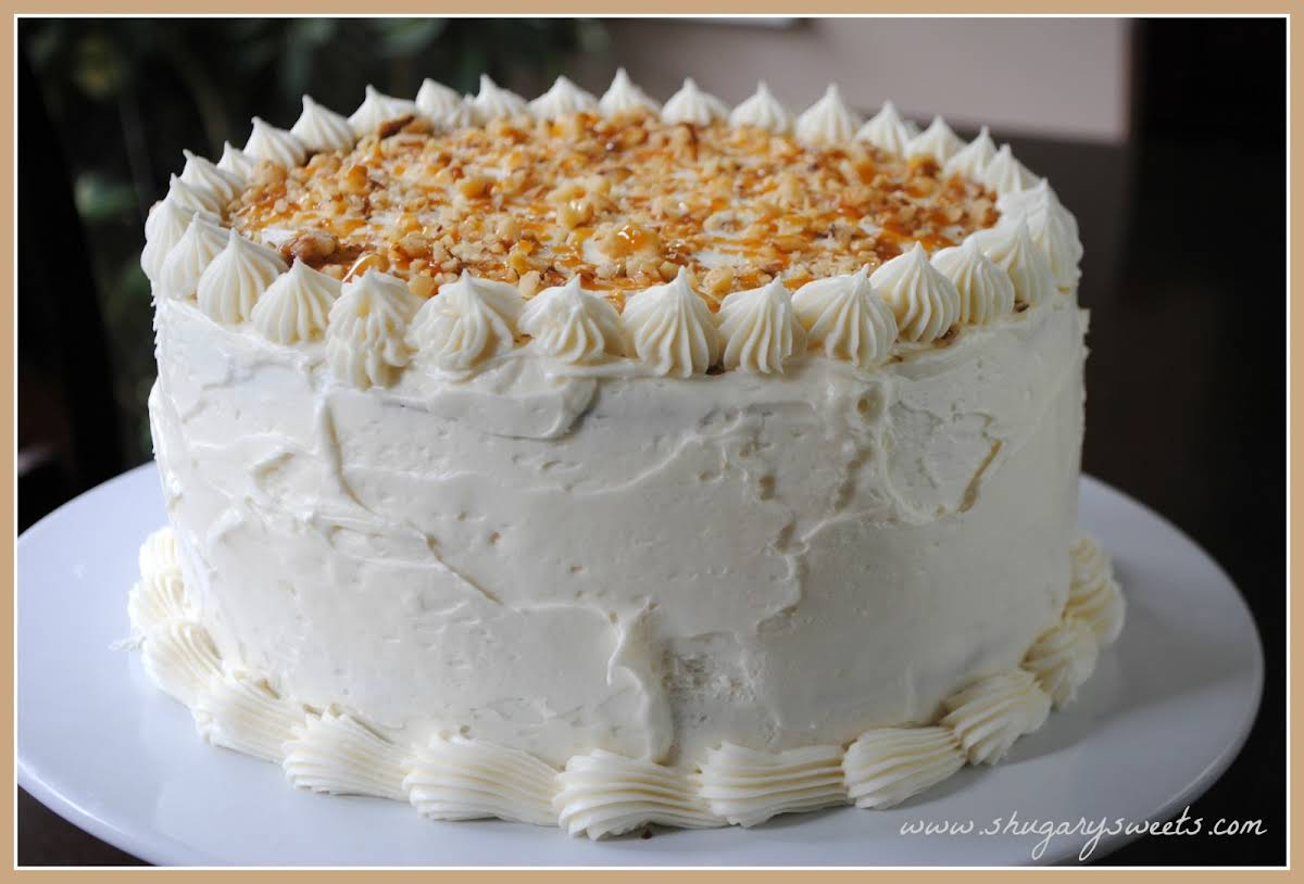 Pumpkin Cheesecake Cake Recipe