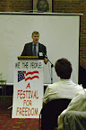 Eric Scheidler, Executive Director of Pro-Life Action League, reports on the Status of Stand Up for Freedom Nationwide
