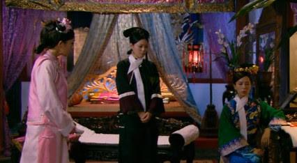 Yang Mi, Sonija Kwok