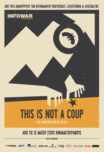 This is not a coup Poster