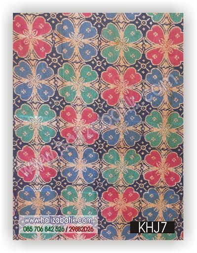 Design Batik, Butik Baju, Jual Batik Online, KHJ7