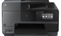 Download and install HP Officejet Pro 8625 lazer printer installer program