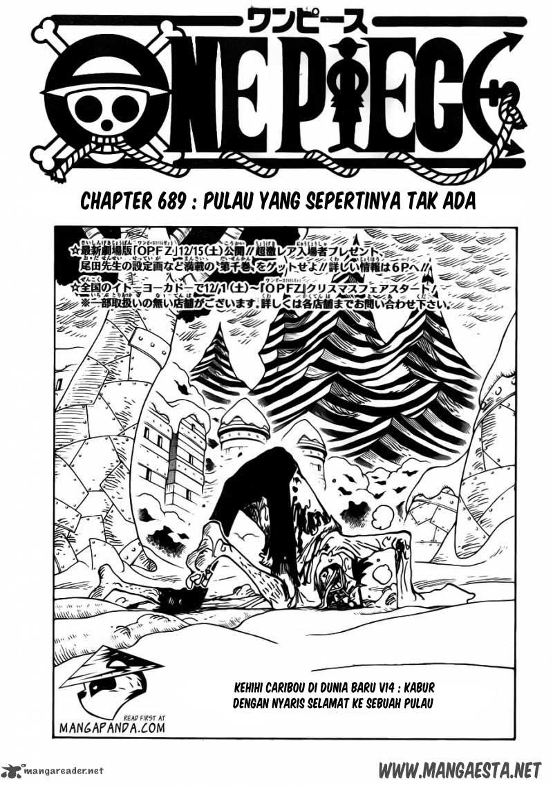 One Piece 689 690 page 1 Mangacan.blogspot.com