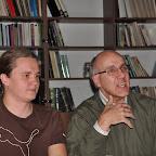 Skupinka se Zauflíky (říjen 2010)