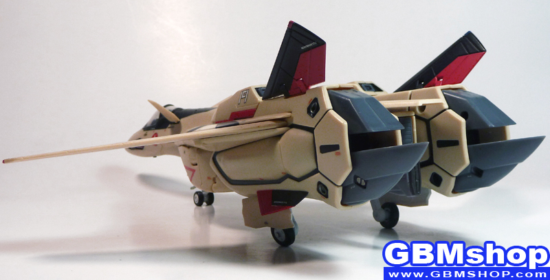 Macross Plus YF-19 Fighter Mode