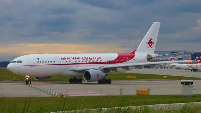 Air Algérie se pronuncia oficialmente sobre la reanudación de sus vuelos