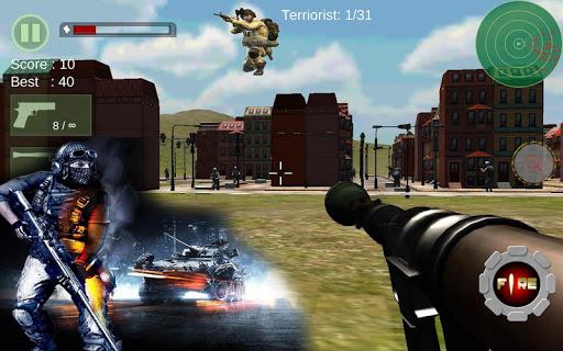 Terrorist City War 2015-FPS