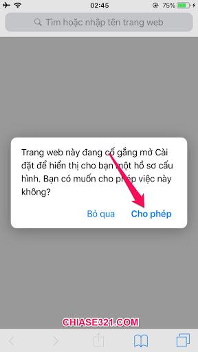 Hướng dẫn cách cài đặt bản iOS 12 beta