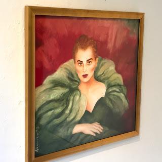 Joanna Zjawinska Signed Painting #1