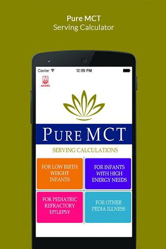 Pure MCT