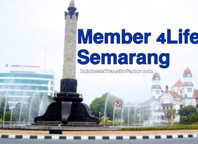 Member 4Life Semarang