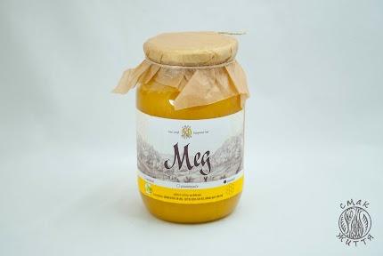 Мед гречано-соняшниковий