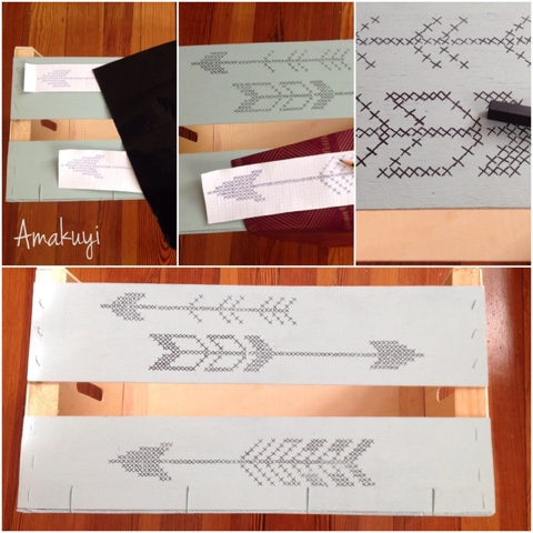 Caja-chalk-paint-flechas-rotulador-libros