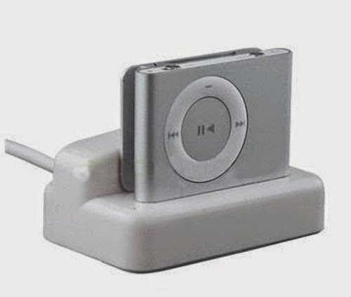 USB Cable Charging Dock for Ipod Shuffle 2 Genration