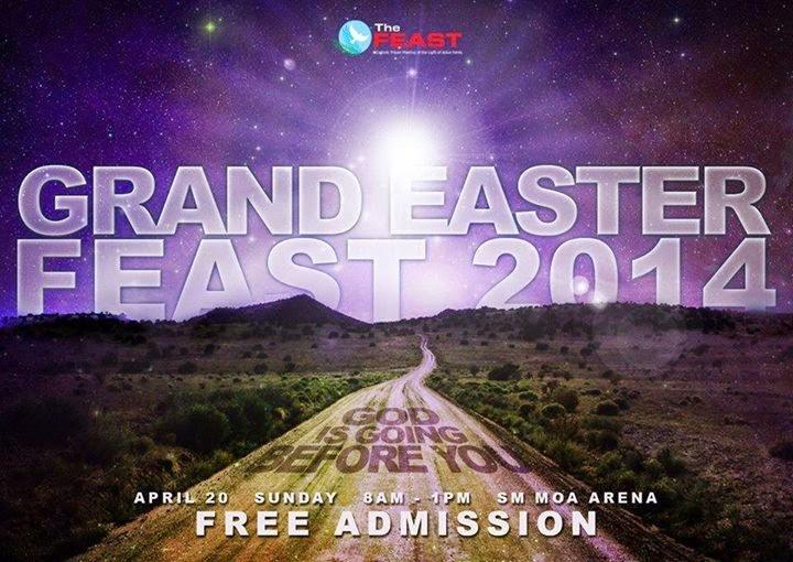 grand easter feast 2014