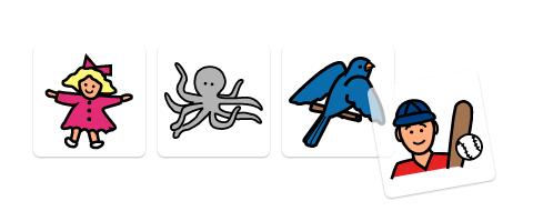 PCS symbols