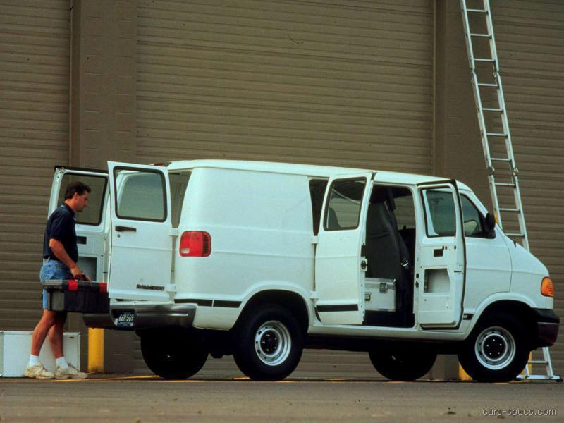 1998 Dodge Ram Van 00003 Jpg