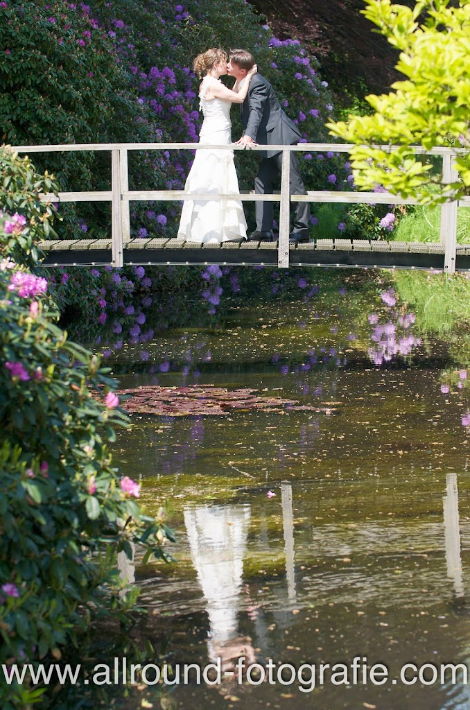 Bruidsreportage (Trouwfotograaf) - Foto van bruidspaar - 050
