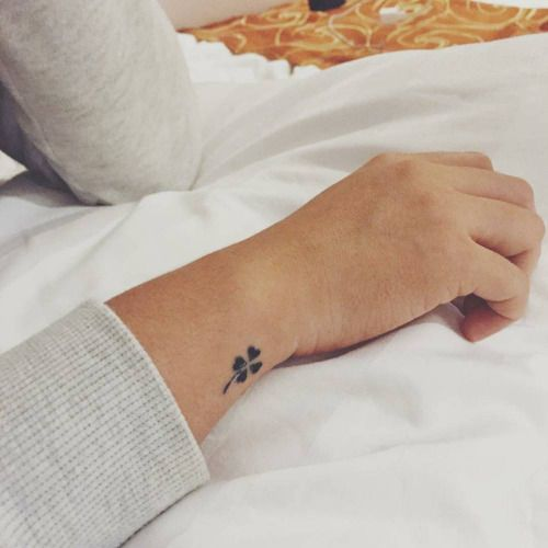 932672267 100+ Small Wrist Tattoos For Men With Meaning (2019) | FirstPrizePies