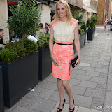 WWW.ENTSIMAGES.COM -  Camilla Dallerup   at     Next Stop LAX - launch party at Retro Feasts, 29 Old Burlington Street, London, W1S 3AN, July 09th 2013                                                Photo Mobis Photos/OIC 0203 174 1069