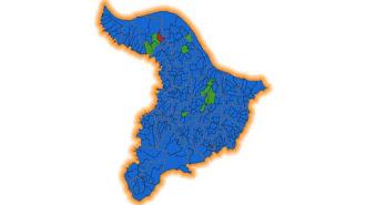 Data C1 PKS, Cekas Unggul di 296 Desa, Jenius 12 Desa, Yessi Adly 1 Desa !