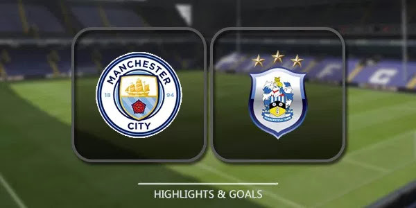 Manchester City vs Huddersfield Town FA Cup 5th Round Replay Match Highlight