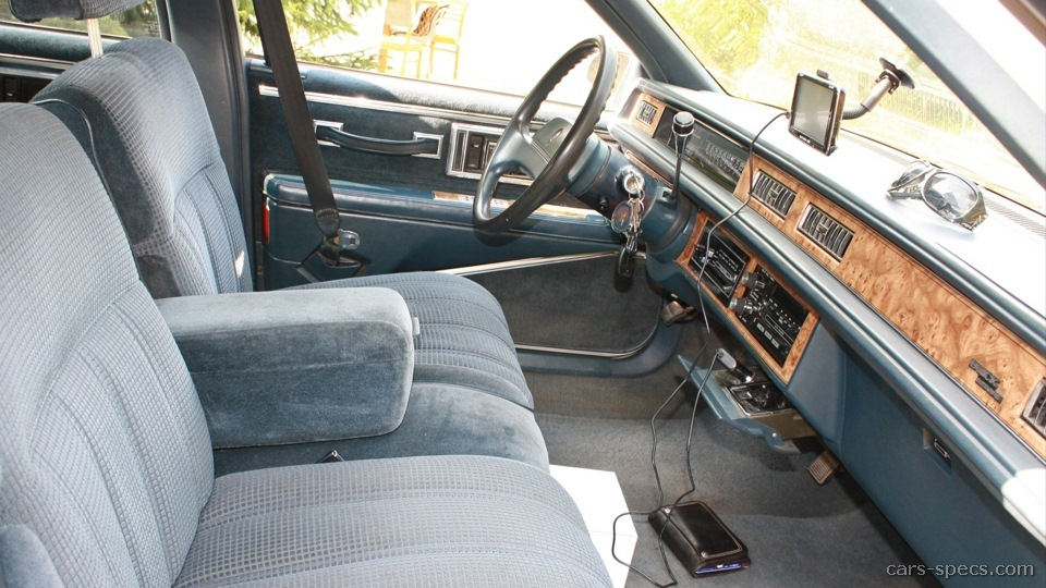 1995 Buick LeSabre Sedan Specifications Pictures Prices