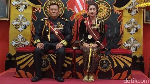 Gerak Cepat Polisi Menangkap 'Sang Raja dan Permaisuri' Agung Sejagat