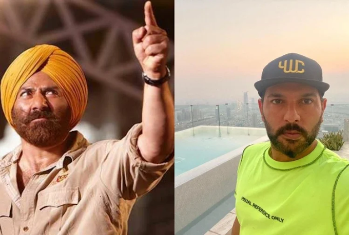 Sunny Deol Birthday: Yuvraj Singh greets Sunny Deol on her birthday in a fun fashion, remembers the actor's famous dialogue