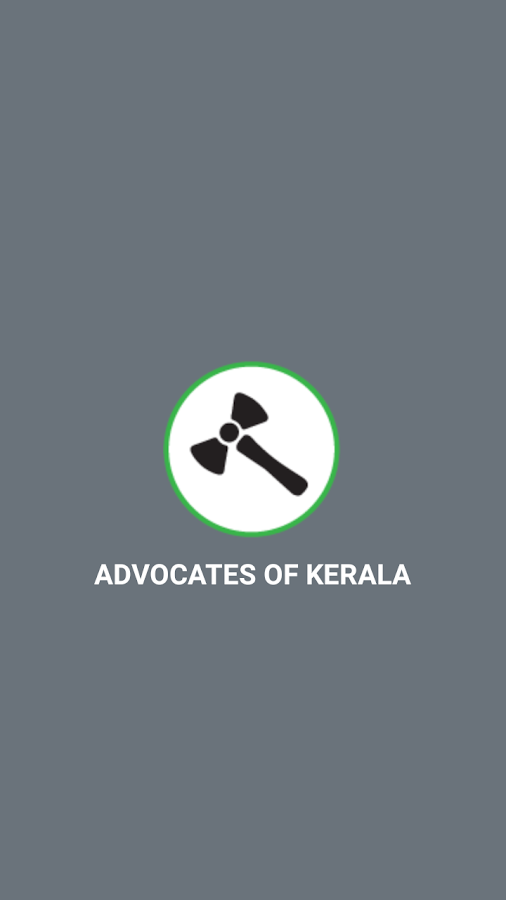 Advocates of Kerala- screenshot
