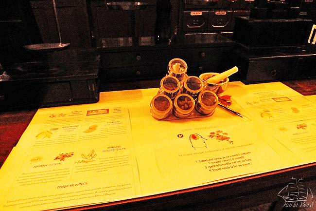 colt interactiv muzeul farmaciei cluj