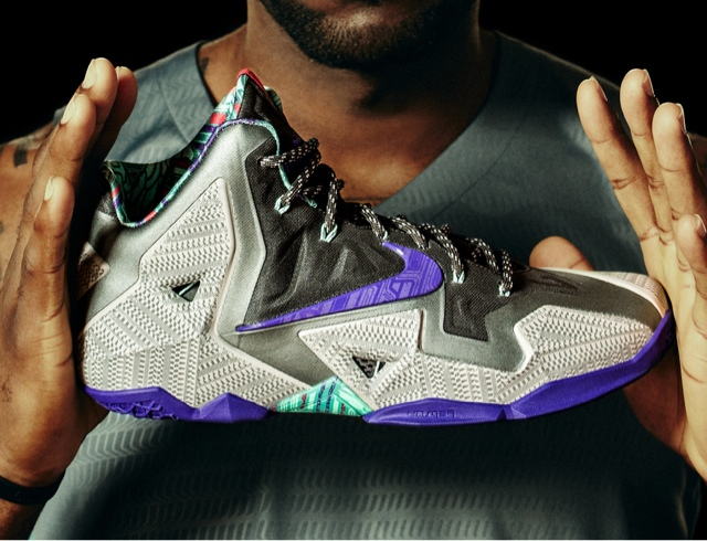 """big sale 6cb16 bf9b1 Here is a first look at the Nike LeBron 11 """"Terracotta Warrior"""", presented  officially by Nike, Inc. This amazing never-before-seen colorway is  confirmed to ..."""