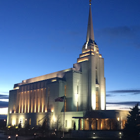 by Mike Martinez - Buildings & Architecture Places of Worship