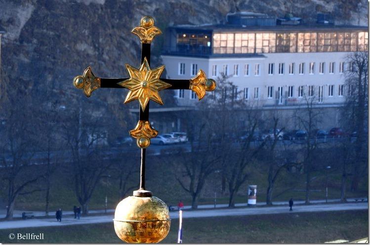 Kreuz Johanneskirchlein mit Müllner Loft