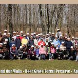 Living Beyond Our Walls - April 20 & 21, 2013
