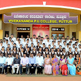 Student Batch Photos 2014-15