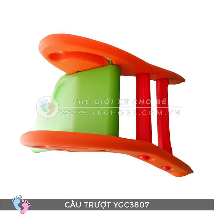 Cầu tuột cho trẻ em mini YGC-3807 10