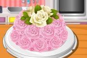 كعكة الكريمة