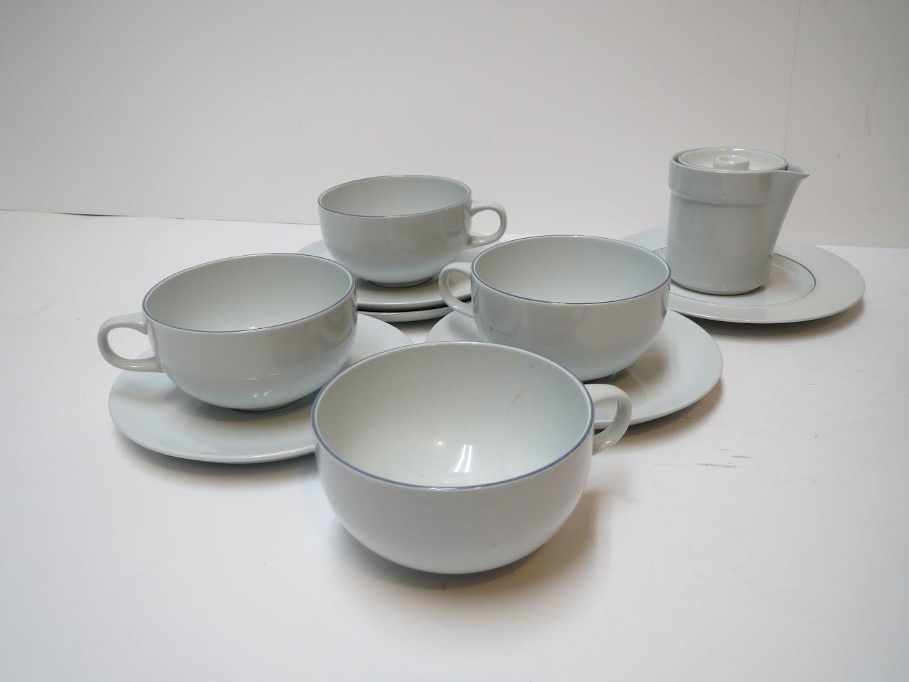 Royal Copenhagen Tea Lot