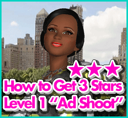 Style Me Girl Level 1 - Ad Shoot - Jenny - Stunning! Three Stars