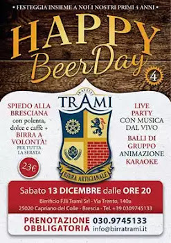 Happy Beer Day Trami
