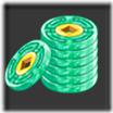 jade coins