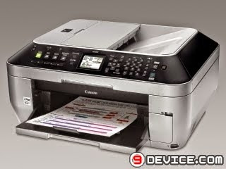 pic 1 - easy methods to save Canon PIXMA MX860 laser printer driver