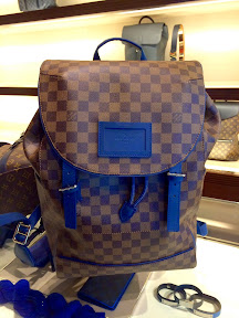 The Louis Vuitton Runner backpack in Damier material is also a new  generation backpack with some similar design elements as the LV Christopher  bag while ... 715b4d0ca1fb5