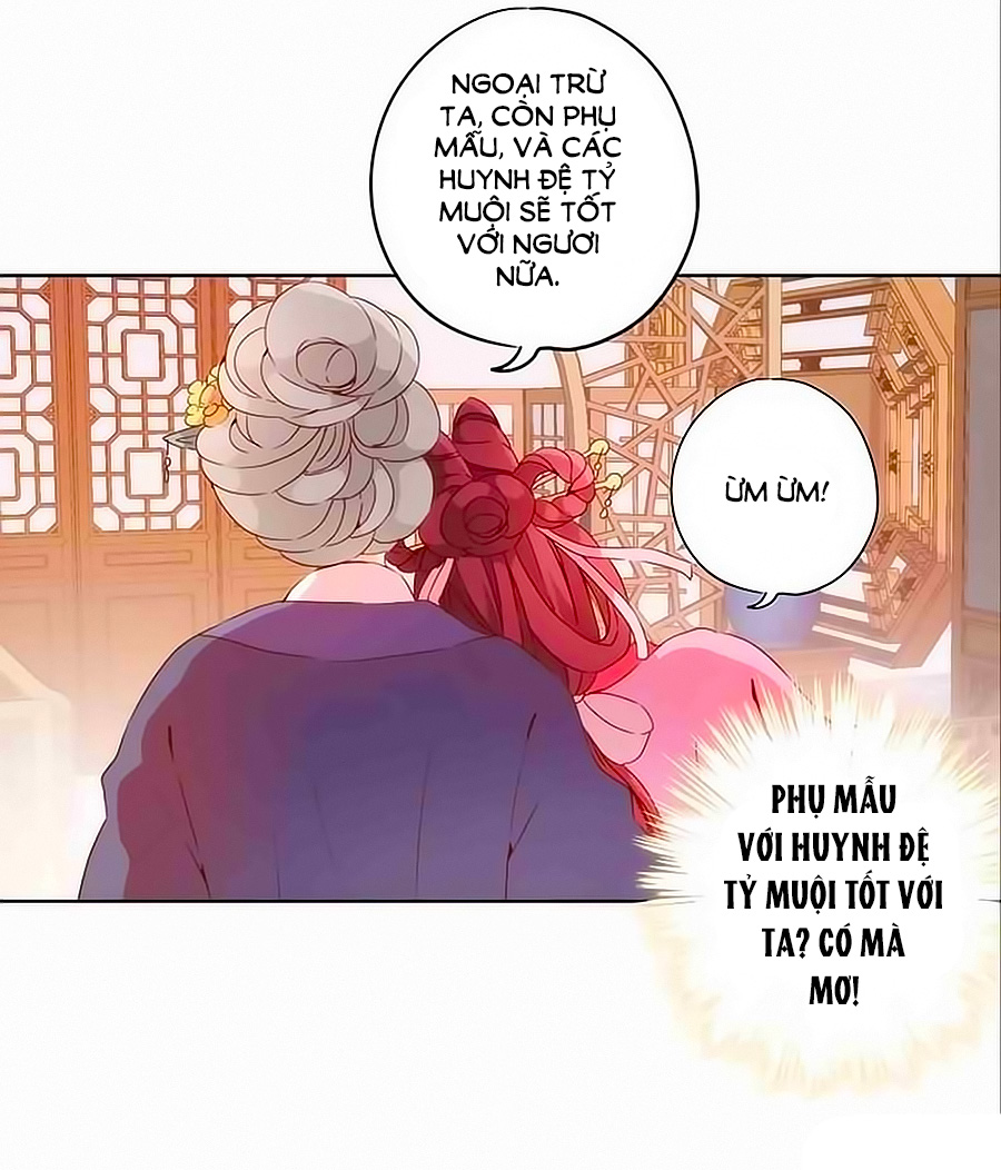 Hoàng Hậu Nương Nương Đích Năm Xu Đặc Hiệu Chap 36
